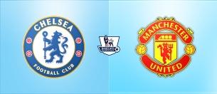Челси : Манчестър Юнайтед